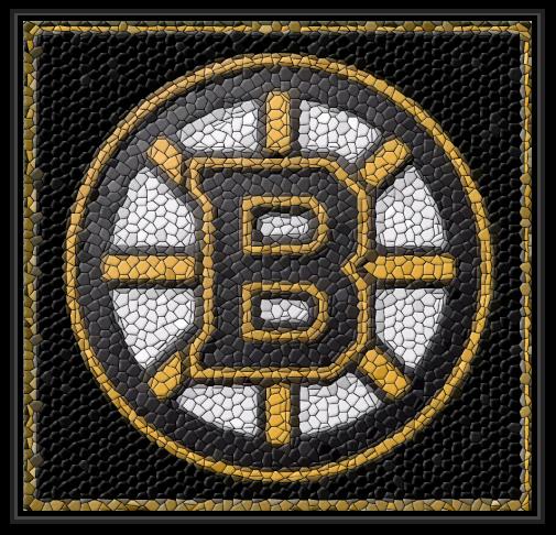 Mosaic Bruins Logo