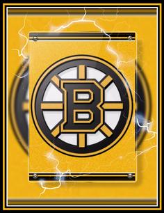 Bruins Electricity Logo