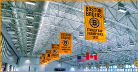 Warrior Arena Banners