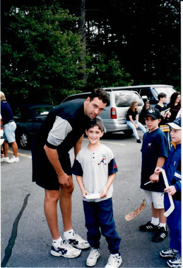 "Joel Prpic C- 6'7"" Ristuccia camp 1998"