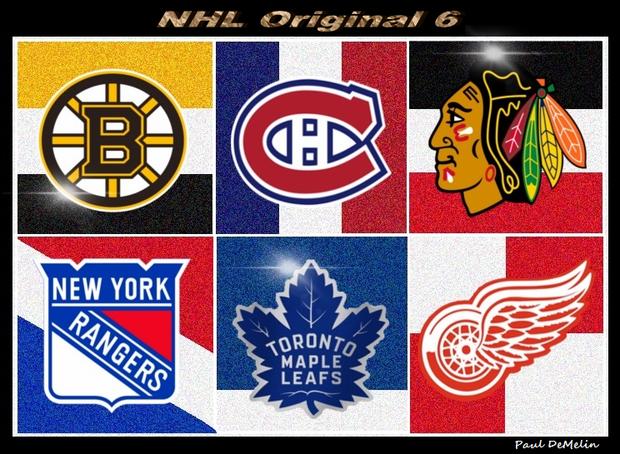 NHL Original 6