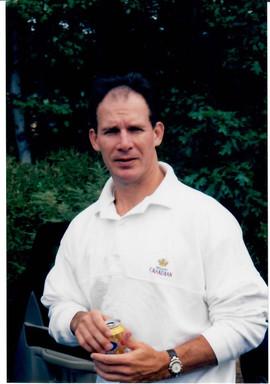 Joey Mullen W Camp Invite Ristuccia 1998