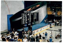 NHL Draft at Fleet Center 1999 B's pick