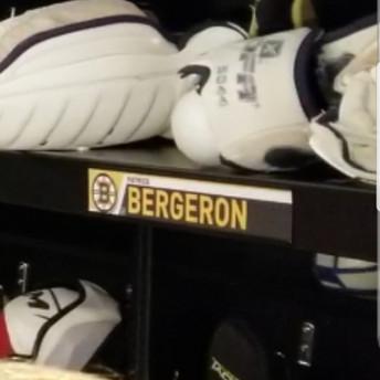 Patrice Bergeron c