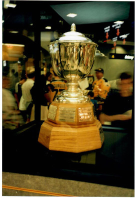 Norris Trophy at 99 Draft