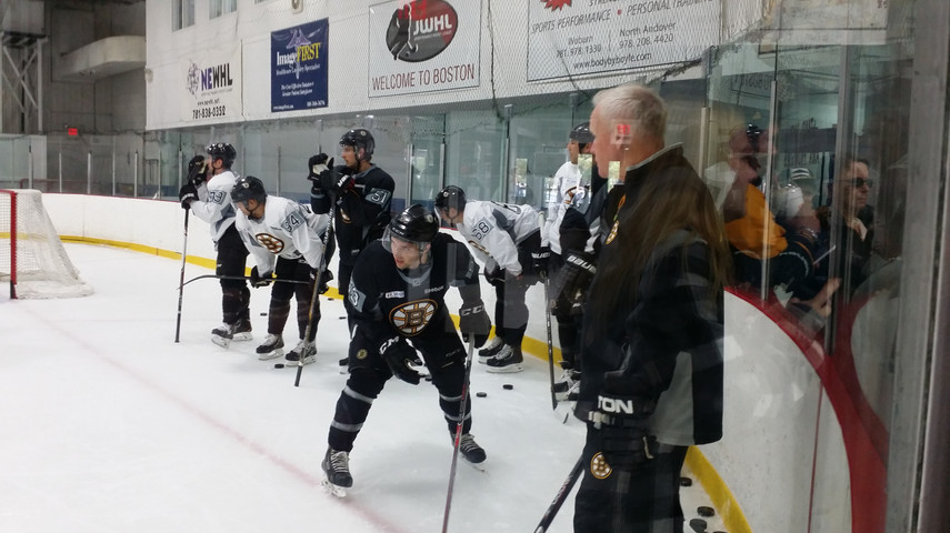 Bruins Camp 2014 c