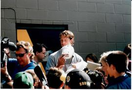 Jumbo Joe Thornton C Ristuccia camp 1998