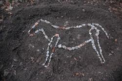 cheval maud