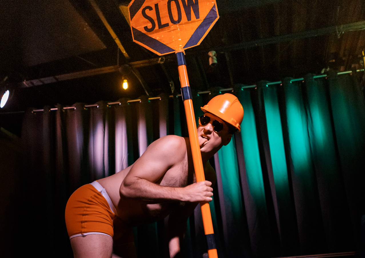 Stop/Slow