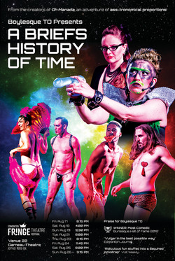 Edmonton Fringe Poster