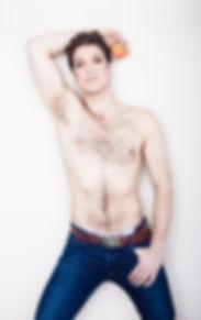 James & The Giant Pasty Burlesque Star, Boylesque Star