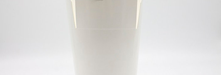"""Fastfood-Box """"weiß"""" Verschluss 2 - 480 ml/710 ml"""