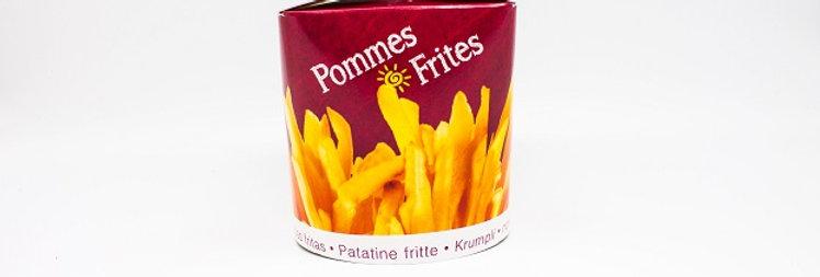 "Pommesbox ""rot"" - 480 ml"