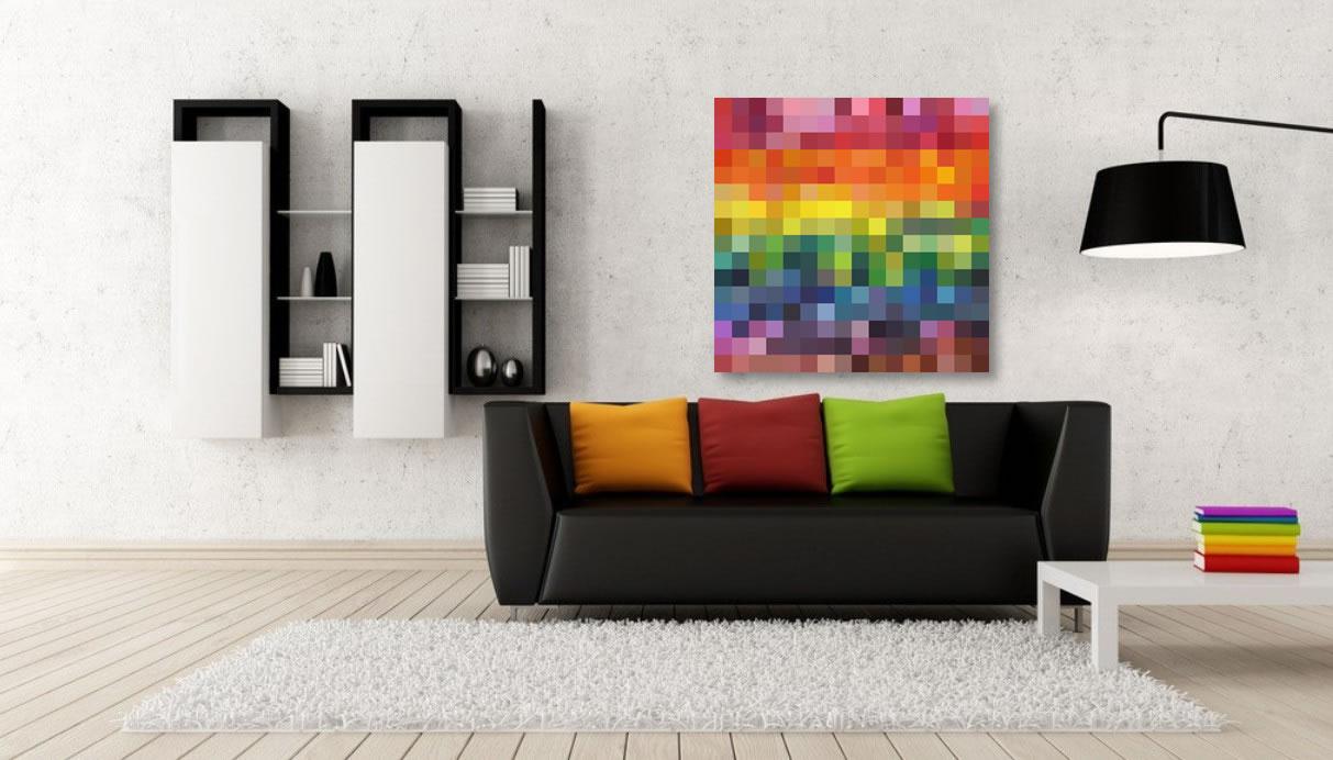 Pixel Art color