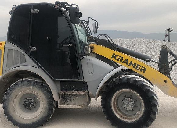 1Kramer 8085 Mini wheel loader