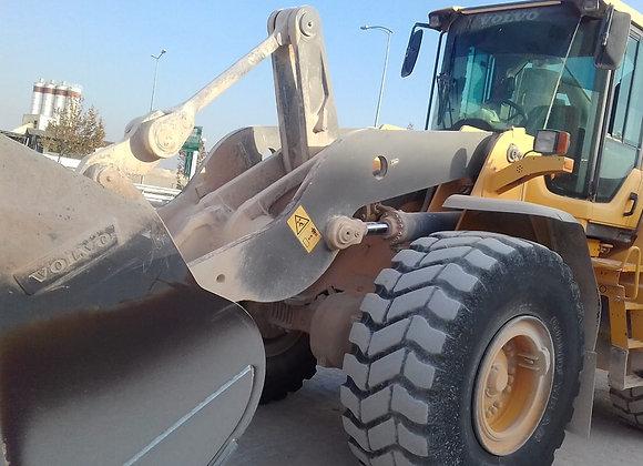1Volvo L110F '2012 wheelloader