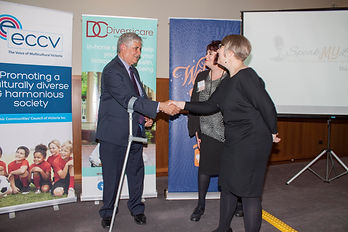 8. Minister Ken Wyatt AM MP congratulate