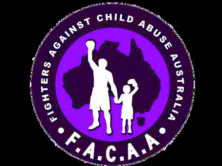 Wrestle Strong Dojo Partner with Fighters Against Child Abuse Australia