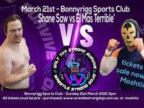 Bonnyrigg 21st March