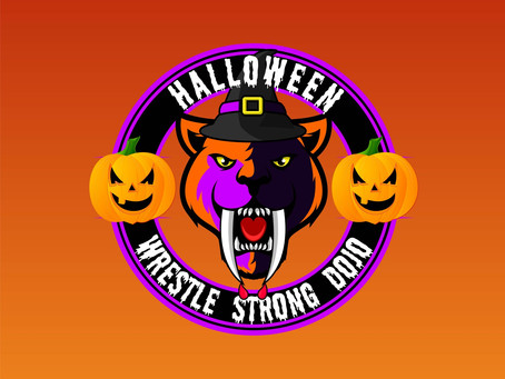 What will WSD wrestlers wear at the Halloween show Oct 27th?