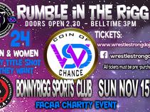 24 Rumble Entrants