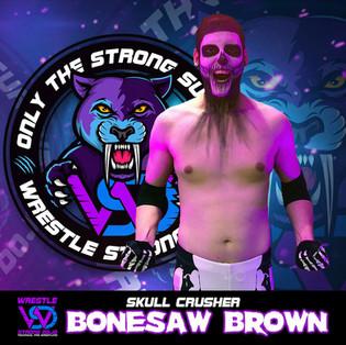 Bonesaw Brown