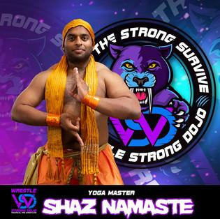 Shaz Namaste