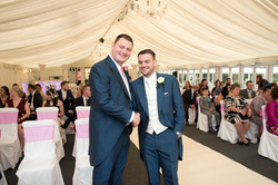 Groom and Bestman  © An Image For Yo
