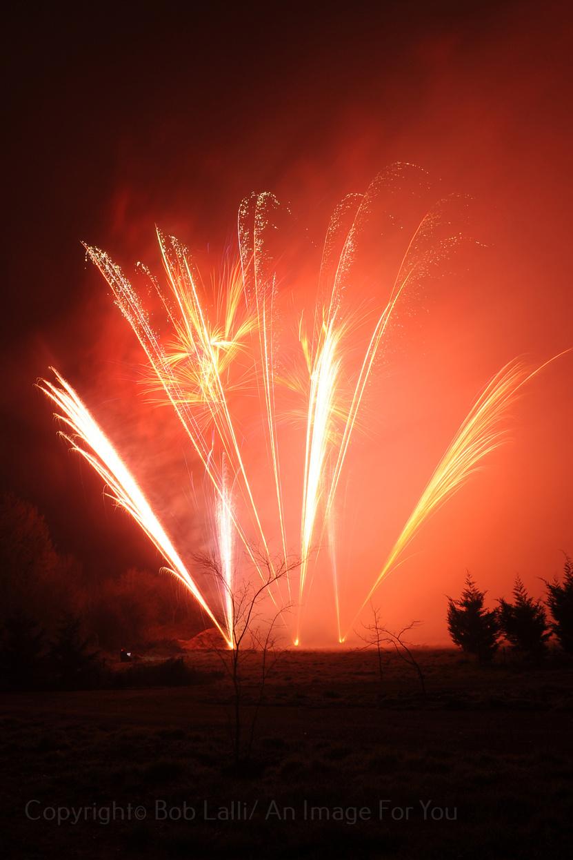 Fireworks for Wedding