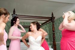 Bride getting ready 3 © Bob Lalli