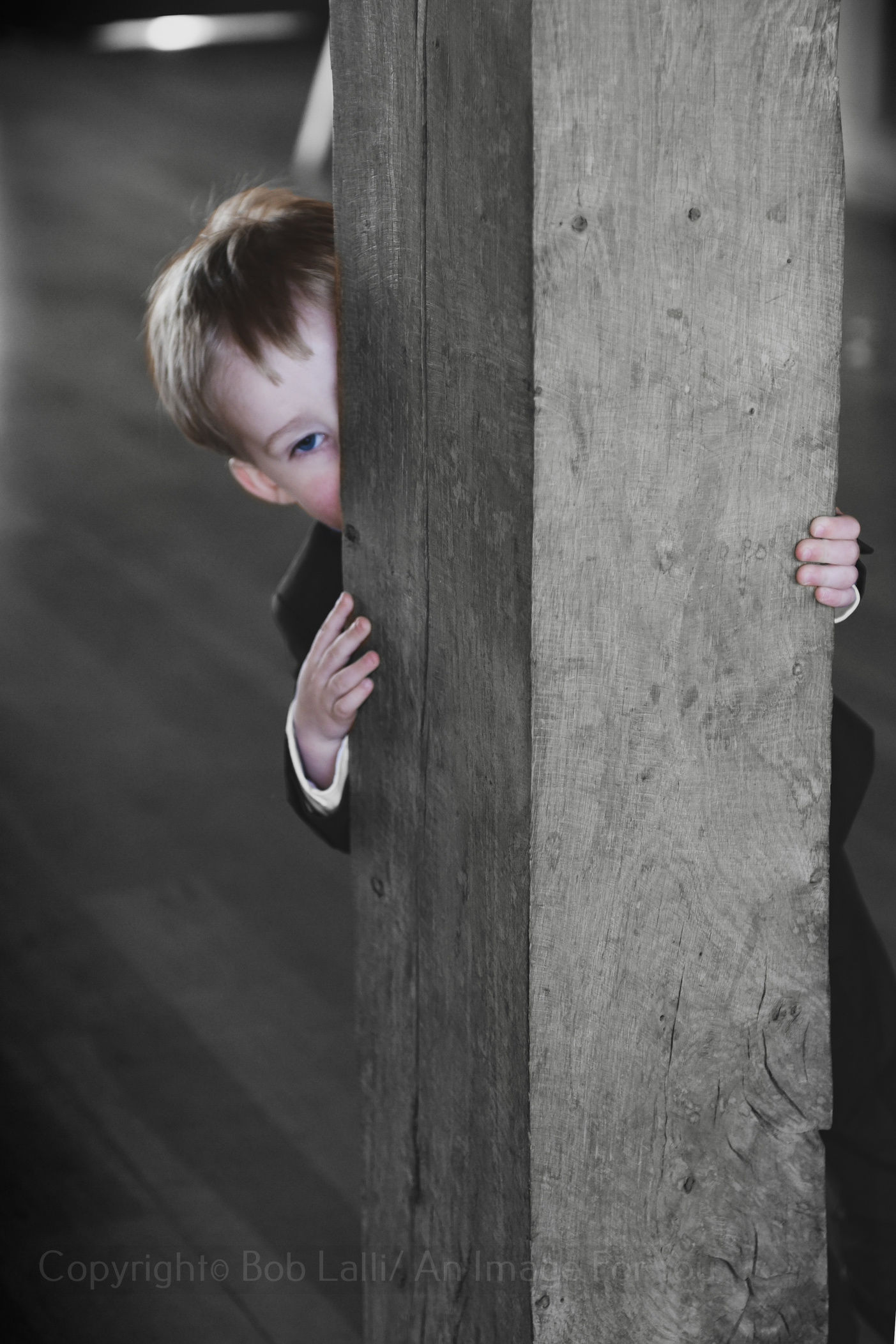 Peek- a- Boo!