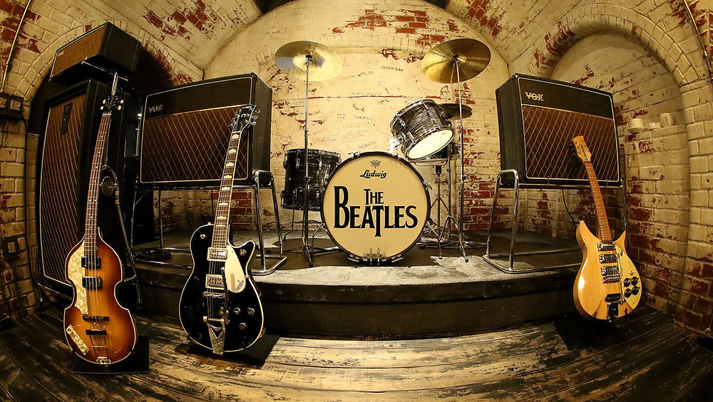 Whether or not you were around during The Beatles' decade-long run, you can make new memories with the legendary group at the Putnam Museum & Science Center.