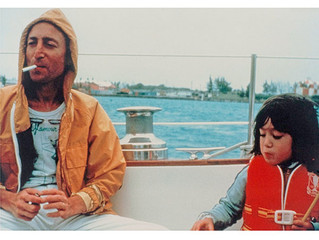 Lennon Sailing to Bermuda: 1980