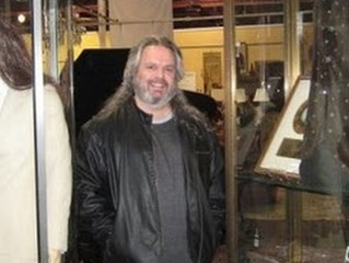 "Exhibition Partner Jim Cushman feature interview: The ""Offbeat"" Collector"