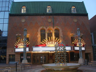 HISTORIC CHATEAU THEATRE WELCOMES TMHT THIS FALL