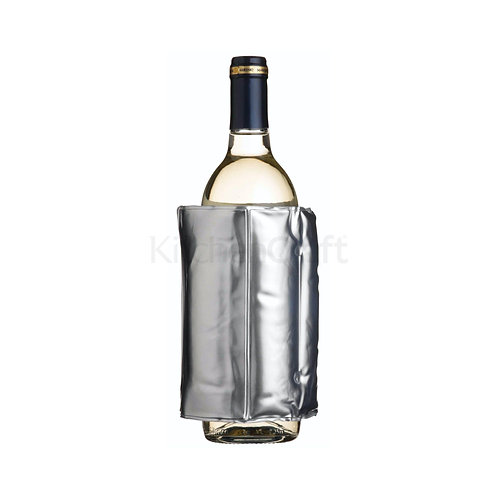 BC SILVER WINE COOLER WRAP AROUND