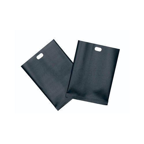 REUSABLE TOASTER BAGS 2PC N/S