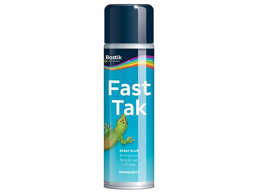 Bostik Fast Tack Spray Glue 500ml