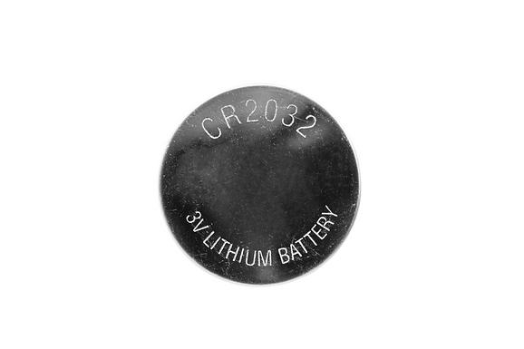 CR2032 / 3V Alarm Photo Batteries (12pp)