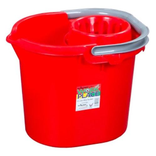 Wham Mop Bucket RED