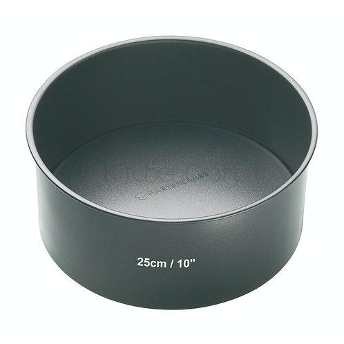 MC DEEP CAKE PAN 25CM N/S BLACK