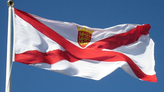 Jersey Flag 5' x 3'