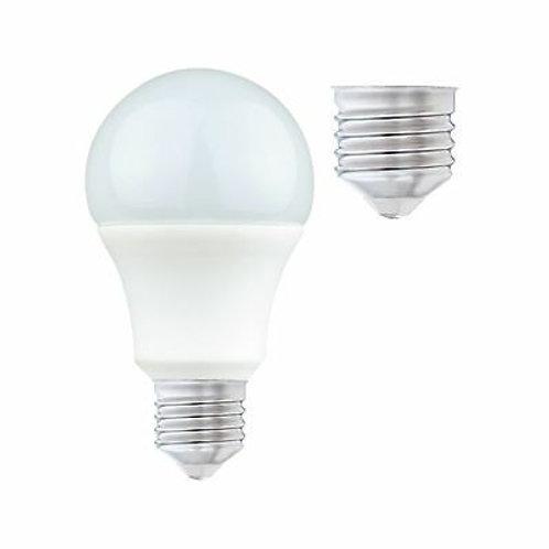 9w = 60w =  806 lumens - Status - LED - A60 GLS - ES - PA - Pearl