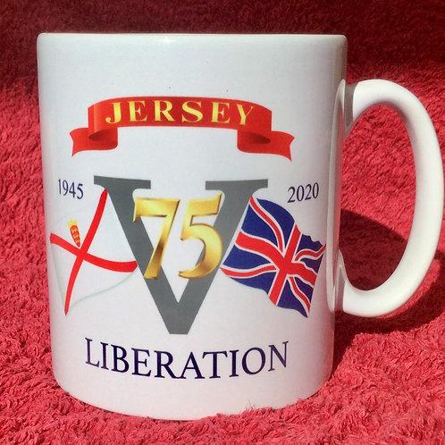 Liberation 75th Anniversary Mug