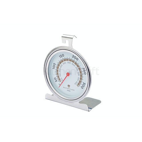 1944VEN THERMOMETER 10CM S/STEEL LARGE