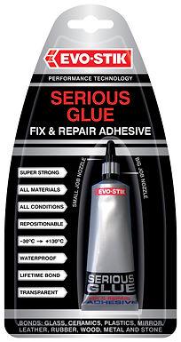 Evo-Stik Serious Glue Fix & Repair