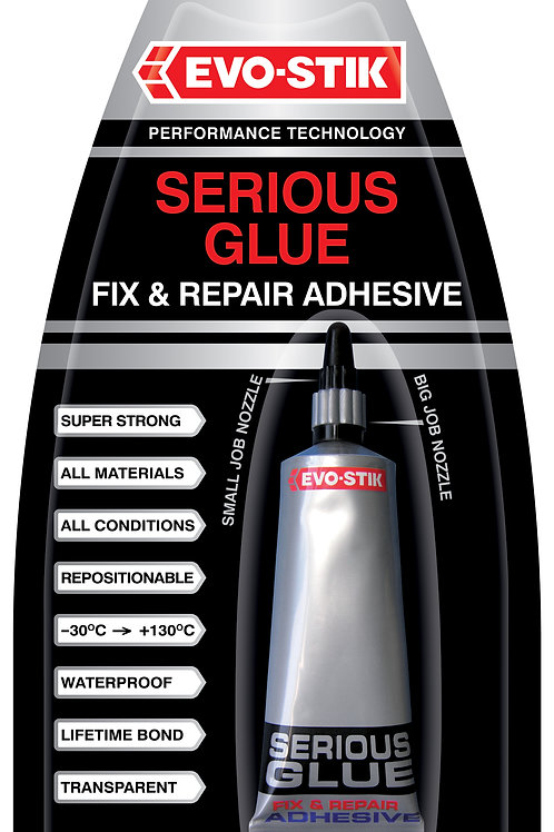 Evo-Stik Serious Glue Fix & Repair