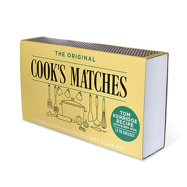 Cooks Safety Matches
