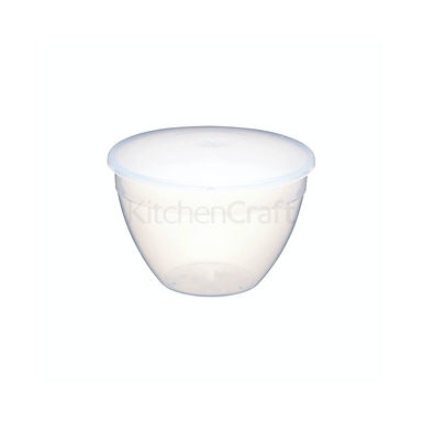 KC PUDDING BASIN AND LID 1.1L