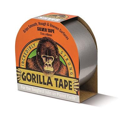 Gorilla Tape Silver 48mm x 11m